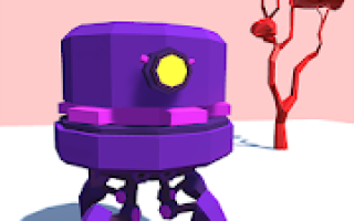 Peep – minimalist beautiful scifi robot platformer Mod APK 2021 for Android – new version