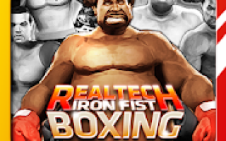 Iron Fist Boxing Mod APK 2020 for Android – new version