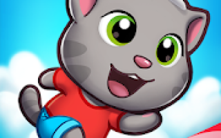 Talking Tom Candy Run Mod APK 2020 for Android – new version