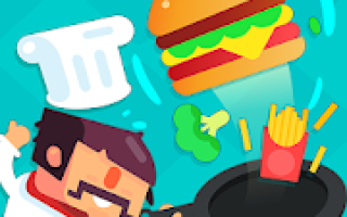 Funky Restaurant – Arcade Food Serving Manager Mod APK 2020 for Android – new version