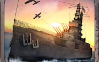 Ships of Battle: The Pacific Mod APK 2020 for Android – new version