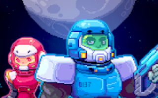 Space Gunner: Pixel Retro Shooting Mod APK 2021 for Android – new version