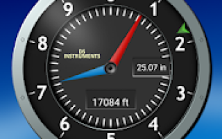 Altimeter & Altitude Widget Mod APK 2020 for Android – new version