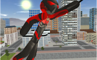 Stickman Rope Hero Mod APK 2020 for Android – new version