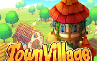 Town Village: Farm, Build, Trade, Harvest City Mod APK 2021 for Android – new version