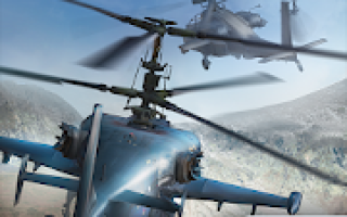Modern War Choppers: Wargame Shooter PvP Warfare Mod APK 2021 for Android – new version