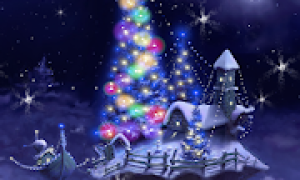 Christmas Snow Fantasy Live Wallpaper Full Mod APK 2020 for Android – new version
