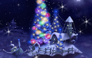 Christmas Snow Fantasy Live Wallpaper Full Mod APK 2021 para Android – nueva versión