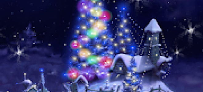 Christmas Snow Fantasy Live Wallpaper Full Mod APK 2021 for Android – new version