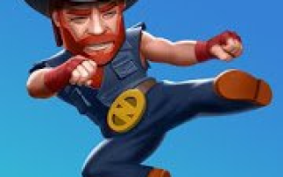 Nonstop Chuck Norris – RPG Offline Dungeon Crawler Mod APK 2021 for Android – new version
