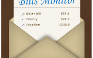 Bills Monitor Reminder Mod APK 2020 for Android – new version