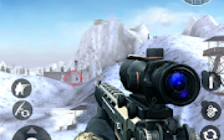 Winter Mountain Sniper – Modern Shooter Combat Mod APK 2021 for Android – new version