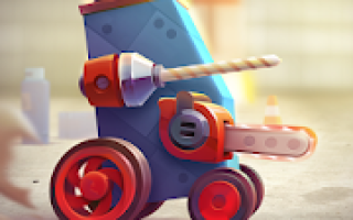 CATS: Crash Arena Turbo Stars Mod APK 2021 for Android – new version