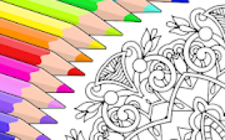 Colorfy: Coloring Book for Adults – Free Mod APK 2021 for Android – new version