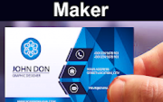 Business Card Maker Free Visiting Card Maker photo Mod APK 2021 for Android – new version