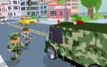 Blocky Army City Rush Racer Mod APK 2020 for Android – new version
