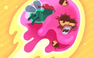 Gum Fly – Feed the Hungry Zombie! Mod APK 2021 for Android – new version