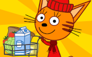 Kid-E-Cats: Grocery Store & Cash Register Games Mod APK 2020 for Android – new version