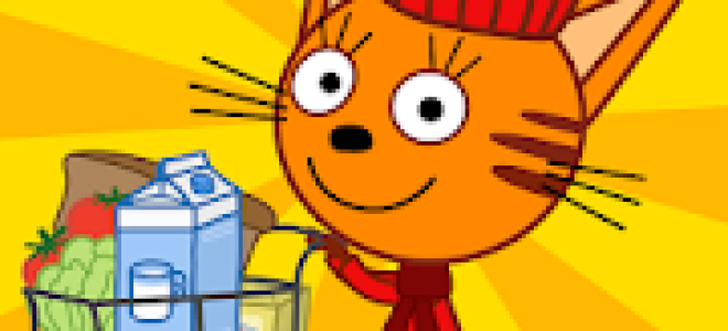 Kid-E-Cats: Grocery Store & Cash Register Games Mod APK 2020 para Android – nueva versión