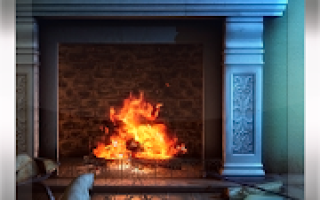 Fireplace 3D Pro lwp Mod APK 2020 for Android – new version