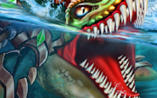Sea Monster City Mod APK 2020 for Android – new version