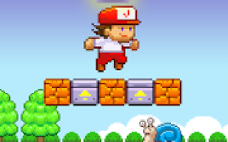 Super Jim Jump – pixel 3d Mod APK 2020 for Android – new version