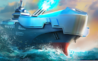 Pacific Warships: Online Wargame PvP Naval Shooter Mod APK 2021 for Android – new version