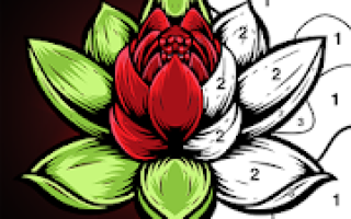 Color By Number – Relaxing Free Coloring Book Mod APK 2021 for Android – new version