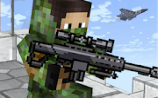 American Block Sniper Survival Mod APK 2021 for Android – new version
