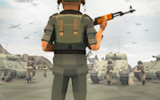 World War 2 Shooting Games: Polygon WW2 Shooter Mod APK 2021 for Android – new version
