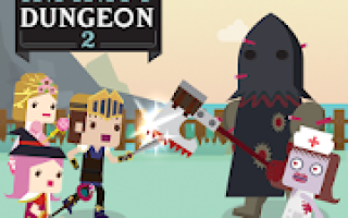 Infinity Dungeon 2 – Summon girl and Zombie Mod APK 2021 for Android – new version