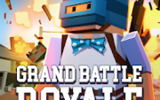 Grand Battle Royale: Pixel FPS Mod APK 2021 for Android – new version