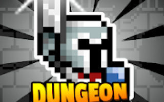 Dungeon X Pixel Hero Mod APK 2020 for Android – new version