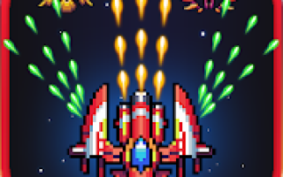 Galaxy Force – Falcon Squad Mod APK 2021 for Android – new version