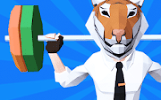Idle Gym – fitness simulation game Mod APK 2020 for Android – new version