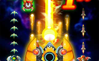 Space Hunter: The Revenge of Aliens on the Galaxy Mod APK 2020 for Android – new version