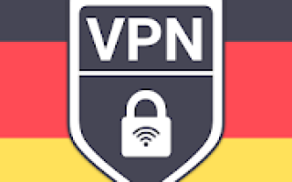 VPN Germany – Free and fast VPN connection Mod APK 2021 for Android – new version