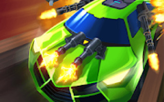 Road Rampage: Racing & Shooting to Revenge Mod APK 2020 for Android – new version