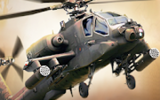 GUNSHIP BATTLE: Helicopter 3D Mod APK 2021 for Android – new version