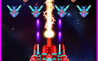 Galaxy Attack:外星人射击游戏Mod APK 2020 for Android-新版本