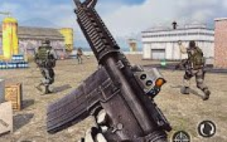 FPS遭遇射击2019:新射击游戏Mod APK 2020 for Android-新版本