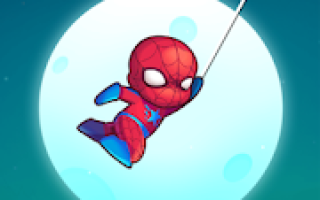 Spider Stickman Hook-Home Comming Mod APK 2020 for Android-新版本